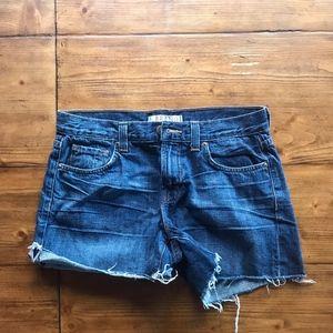 J Brand Denim Shorts 28